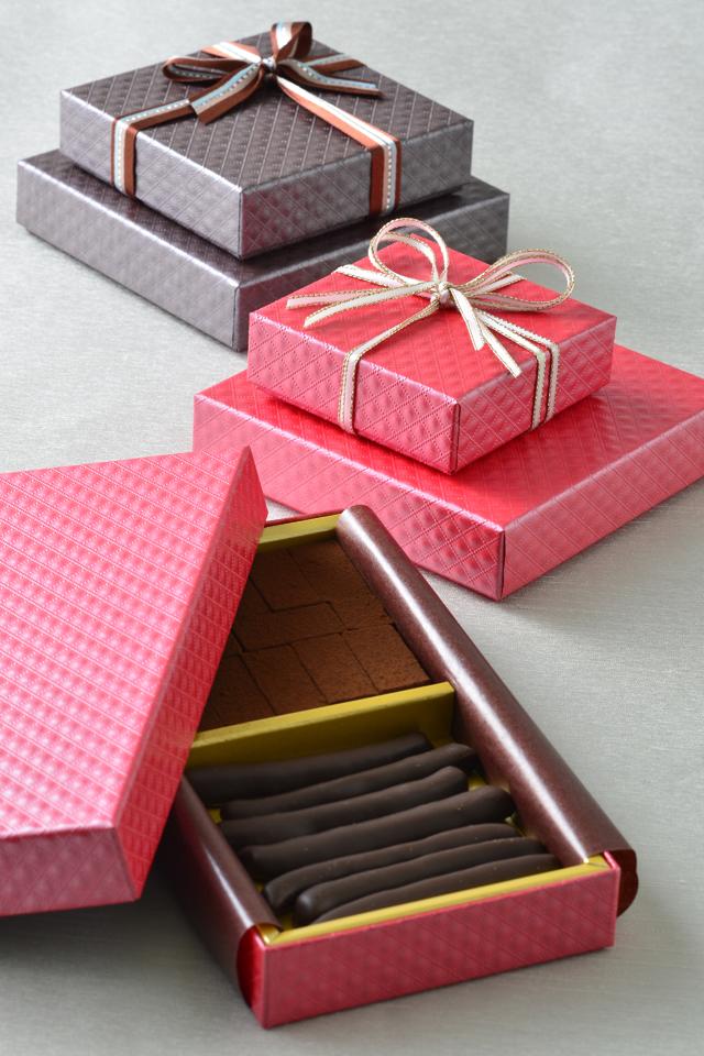 チョコレート用パッケージ