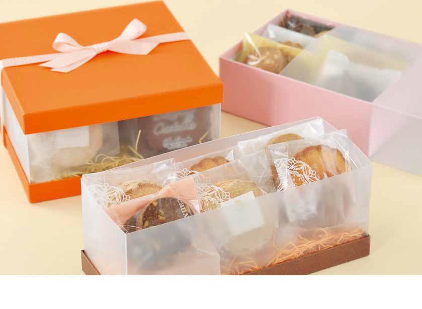 焼き菓子サマーギフトケース