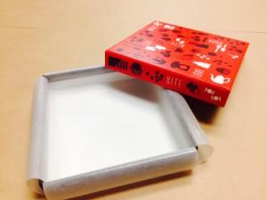 貼り箱 チョコレート箱