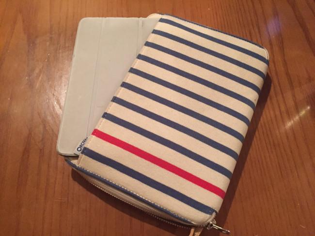 ほぼ日手帳カバーiPad