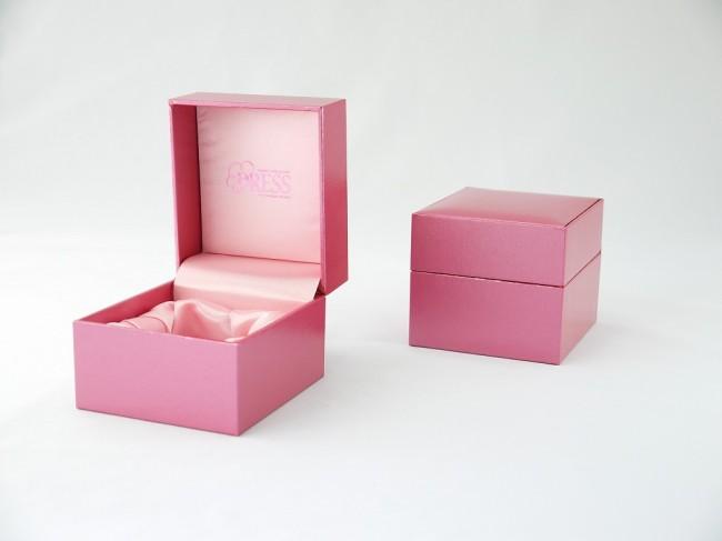 合皮で高級感のある貼箱