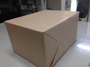 お菓子 箱